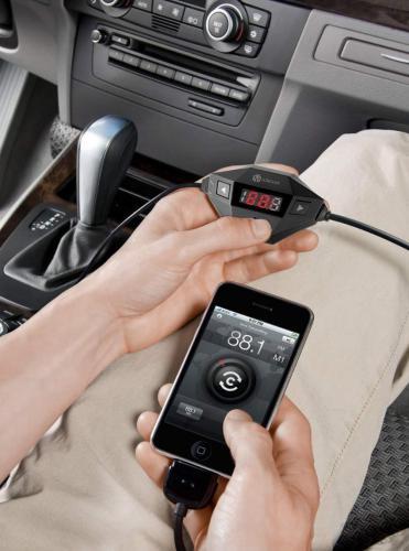 IClever: Transmetteur de voiture fm