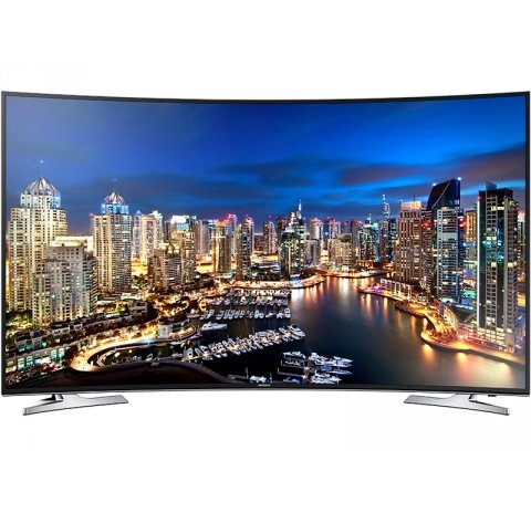 "Samsung UE55HU7100 TV Ecran LCD 55 "" (138 cm) 1080 pixels Oui (Mpeg4 HD) 800 Hz"