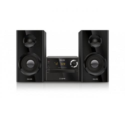 chaine hifi avec bluetooth philips btm2185 12 prix 99 90. Black Bedroom Furniture Sets. Home Design Ideas