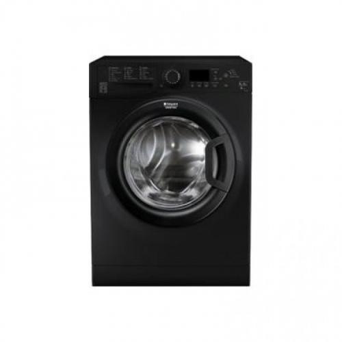 lave linge s chant hublot noir 8kg 6kg hotpoint ariston fdg 8640k fr prix 399 90. Black Bedroom Furniture Sets. Home Design Ideas