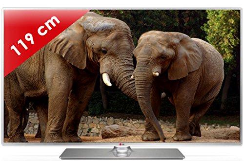 """LG 47LB5800 TV Ecran LCD 47 """" (119 cm) 1080 pixels Tuner TNT 120 Hz"""