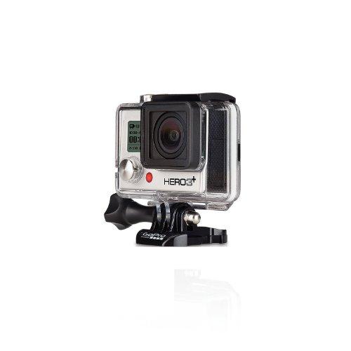GoPro HERO3+ Silver Edition Caméra embarquée étanche 10 Mpix Wi-Fi