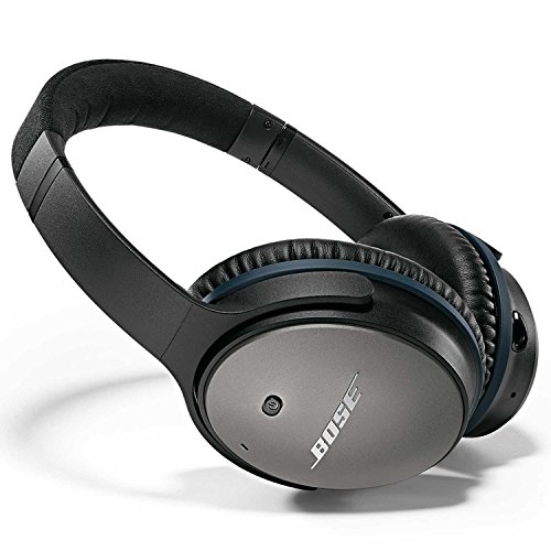 Casque à réduction de bruit Bose® QuietComfort® 25 - Noir