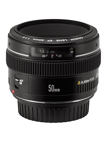 Canon EF Objectif 50 mm f/1.4 USM