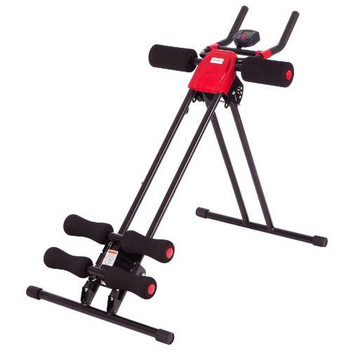 Ultrasport Appareil abdominaux Ultra 150 pliable