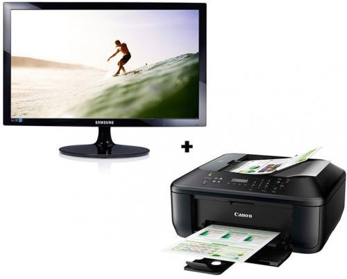 Ecran Pc SAMSUNG S22D300HY   Imprimante CANON MX395
