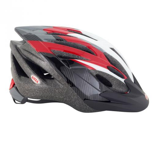 CASQUE CROSSFIRE ROUGE BELL
