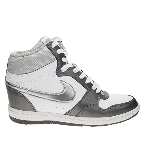 Nike Force Sky Hi Blanche Blanc 41