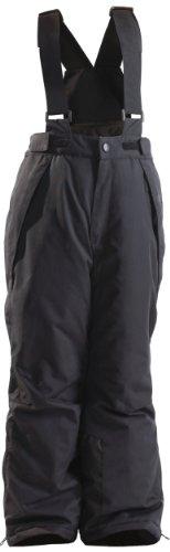 Ultrasport Pantalon de ski enfant noir 5-7 ans (110-116 cm)