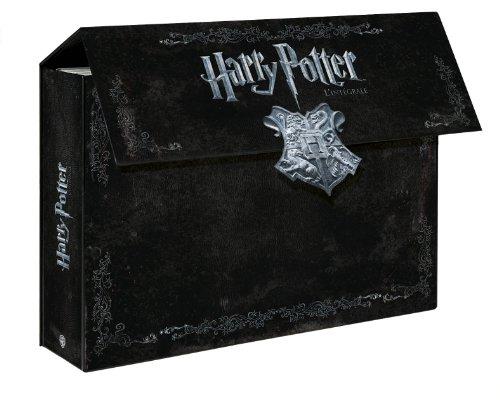 Intégrale Harry Potter 8 DVD