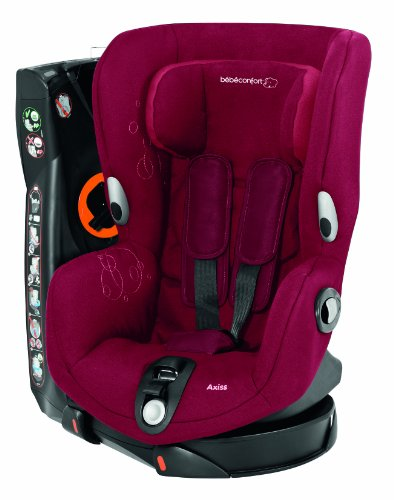 Bébé Confort Siège Auto Groupe 1 Axiss Raspberry Red Collection 2014