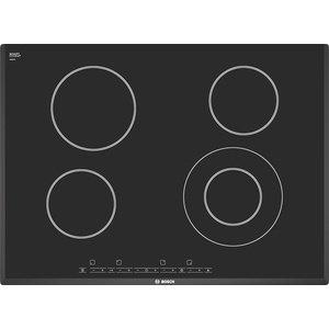 Bosch pkf751t14e table de cuisson vitroc ramique 71 cm - Table de cuisson vitroceramique bosch ...
