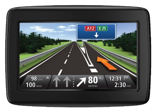 TomTom Start 20 M Europe Centrale GPS Noir