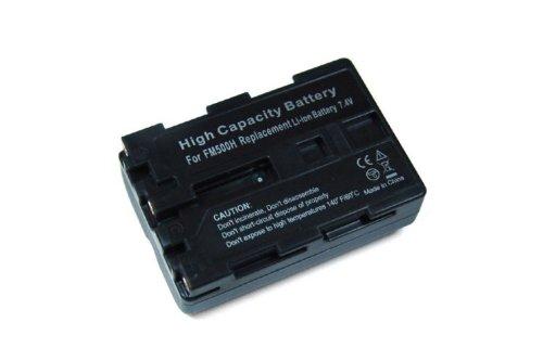 Batterie NP-FM500H pour Sony Alpha 57, 58, 65, 77, 99, 200, 300, 350, 450