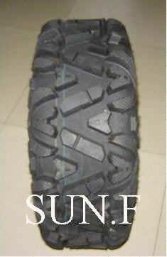 Pneu quad et buggy Sun F A033 25x8-12, 6 plys