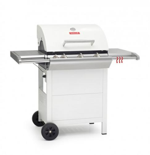 BARBECOOK Barbecue gaz Impuls 4.0 Snow