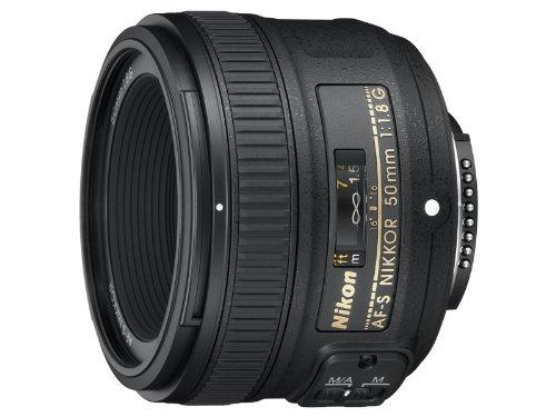 Nikon Nikkor AF 50 mm f/1.8G