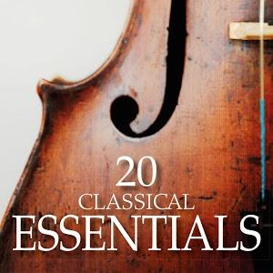 GOOGLE PLAY MUSIC 20 Classical Essentials offert
