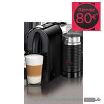 Profitez d'une Remise de 30€ à 80€ sur les Machines Nespresso