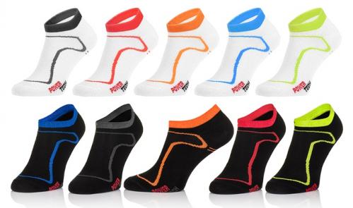 Pack 5 paires de chaussettes sport