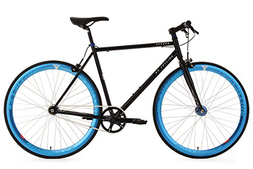 KS Cycling Pegado Vélo fitness Noir 28
