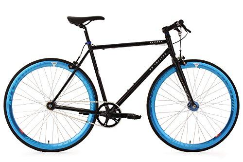 """KS Cycling Pegado Vélo fitness Noir 28""""/53 cm"""