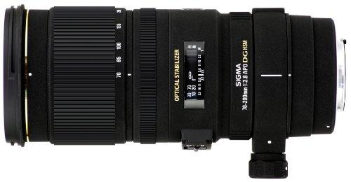 Sigma Objectif 70-200 mm / F2,8  APO DG OS EX HSM pour Canon