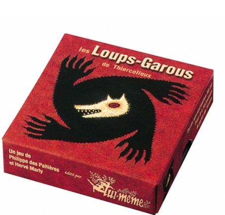 Asmodee - KG02 - Jeu d'ambiance - Les Loups-Garous de Thiercelieux