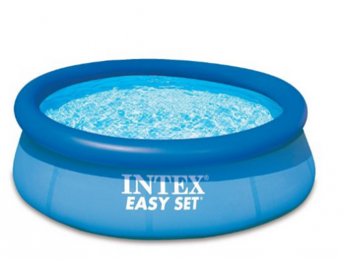 Intex - 56970Fr - Piscine - Piscinette Easy Set 2,44 X 0,76 M - Autostable