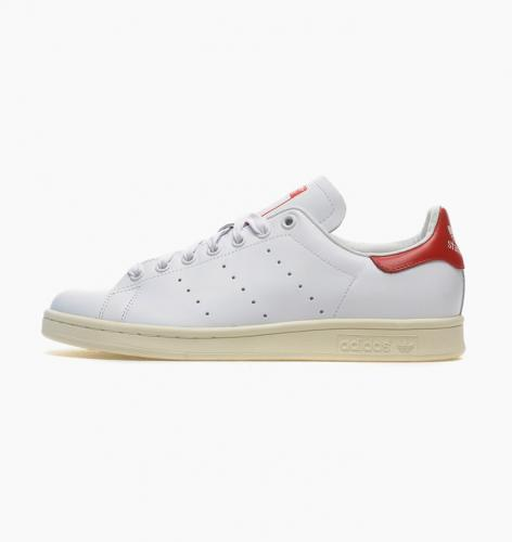 Adidas Stan Smith Rouge Blanc