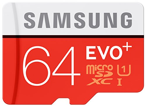 Samsung Evo Plus Carte mémoire microSD Classe 10 64 Go