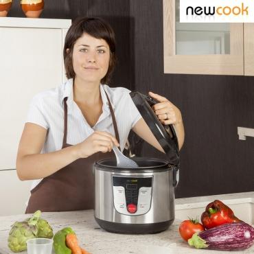 Multicuiseur newcook prix ustensiles de cuisine - Newcook plus ...
