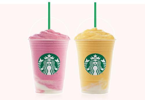 Starbucks vous offrent la boisson de votre été
