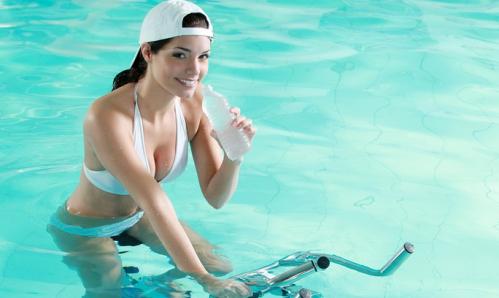 3 séances d aquabiking pour 1 personne