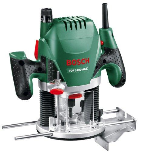 Bosch Défonceuse POF 1400 ACE 060326C870 (prise UK)