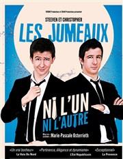 Steeven et Christopher les Jumeaux dans Ni l'un ni l'autre - Avignon