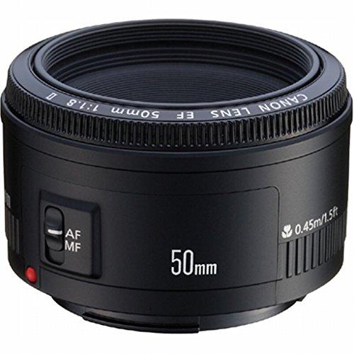 Canon EF Objectif 50 mm f/1.8 II