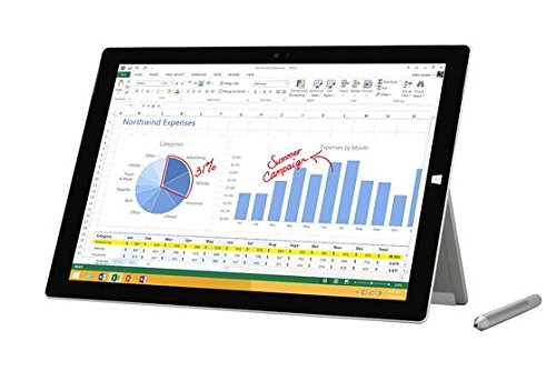 Microsoft Surface Pro 3 128GB i5 12 Win8.1 Pro,without keyboard, MQ2-00004 (Win8.1 Pro,without keyboard **New retail**)