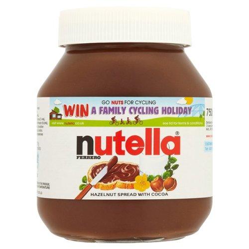 Nutella à tartiner 750g
