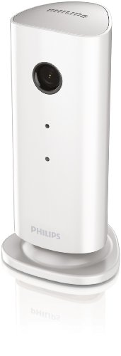 Philips M100E/12 Caméra de surveillance Philips InSight avec application compatible Smartphones et Tablettes Apple et Android