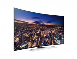SAMSUNG UE65HU8500 - Téléviseur LED 3D Smart TV Ultra HD