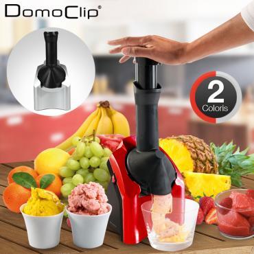 Sorbetière Machine à glace tous fruits DomoClip