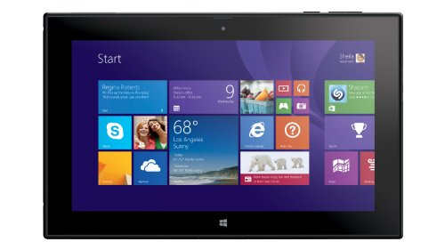 Lumia 2520 FHD LTE (32 Go, Noir, Win RT 8.1)