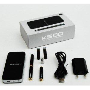 Jomotech kit Complet K500 Eroll - Sans nicotine ni tabac - Noir