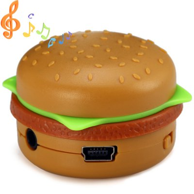 Hamburger MP3