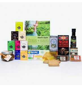 Box gourmande bio produits naturels
