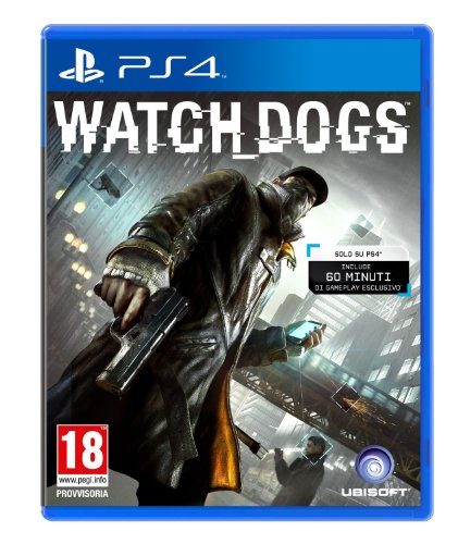 PS4 WATCH DOGS SPECIAL EDITION