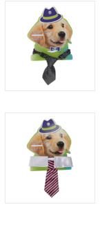 Cravate / noeud pour chien