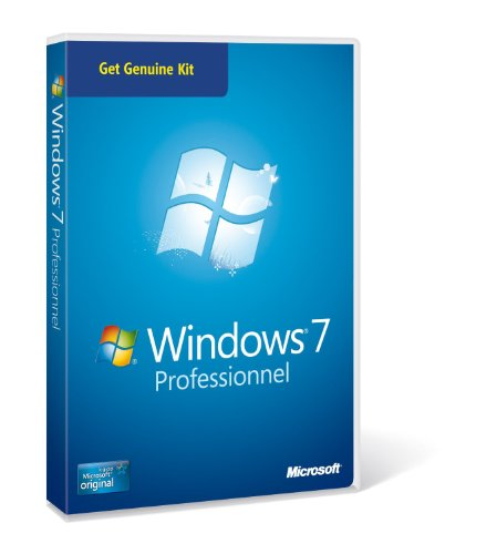 WIN PRO 7 SP1 OEM W32/64 FRENCH GGk