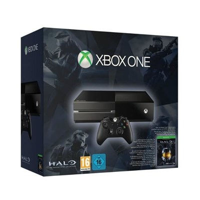 Xbox Onee   Jeu Halo : The Master Chief Collections